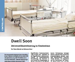 Zielverweildauersteuerun gim Krankenhaus