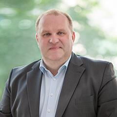 Profilbild von Axel Nöding, Partner der JOMEC GmbH