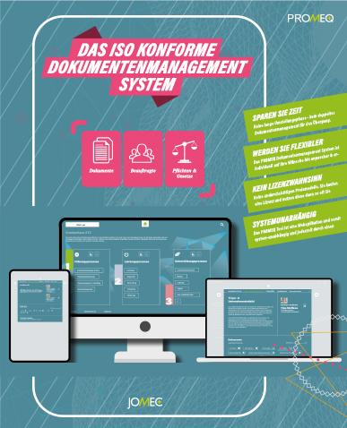 ISO konformes Dokumenten Management