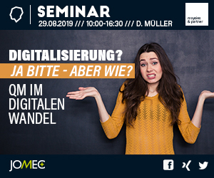 JOEMC Seminar QM und Managementinstrumente