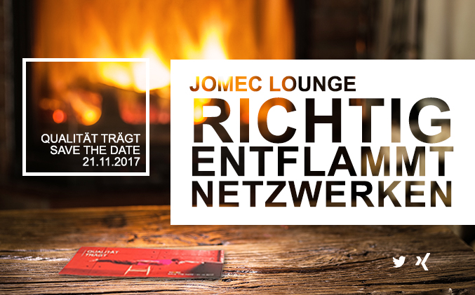 SAVE THE DATE - JOMEC Seminar & Lounge